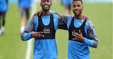 Leicester Players show symptoms of Coronavirus, worries for Ndidi, Iheanacho