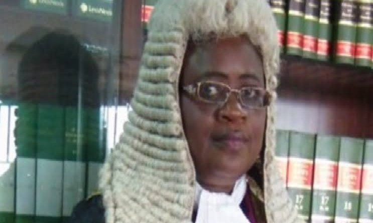 Buhari appoints Mensem as acting president of Appeal Court