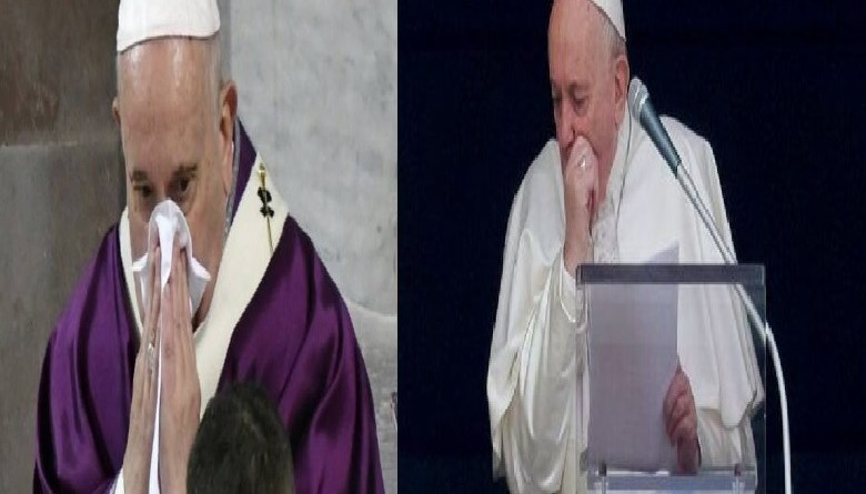 Coronavirus: Pope Francis test result is finally out