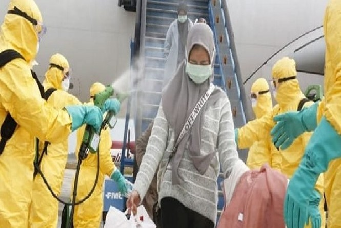 COVID-19: 72 Nigerians awaiting evacuation test positive in China, 111 other Africans