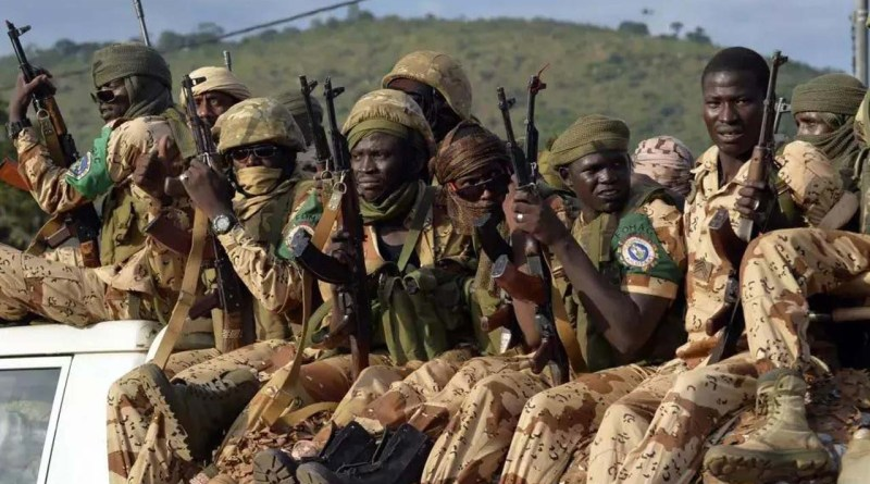 How our officers killed over 1,000 Boko Haram terrorists – Chadian Army
