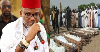 Nnamdi Kanu exposes China over mass deaths in Kano
