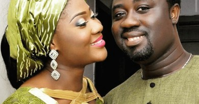 So cute, Mercy Johnson, husband welcome another baby in U.S (Photo)