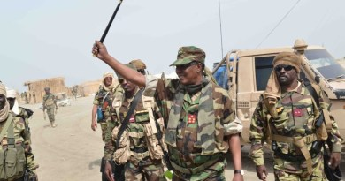 "VIDEO: ""Chad's troops destroy 90% of Boko Haram"" -President Iddris Deby tells the world"