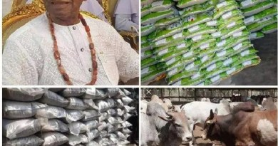 Igbo billionaire has done what FG can't do for Ndigbo during lockdown (Photos)