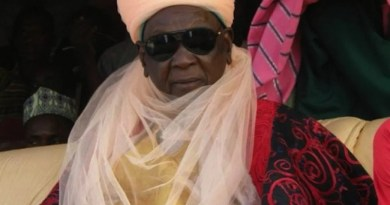 Emir from president Buhari's town, Alhaji Farouk Umar rushed to the hospital, palace sealed
