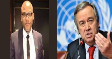 Nnamdi Kanu's IPOB gives update on Biafra referendum by UN