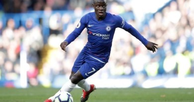 Chelsea makes decision on N'Golo Kante over refusal to resume for training