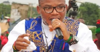 Nnamdi Kanu vows to expose and deal with saboteurs who are working against Biafra