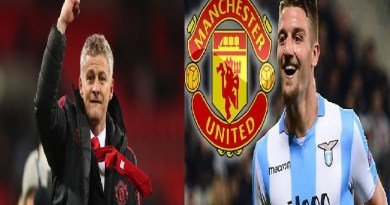 Manchester United beats Chelsea, Spurs to sign Lazio play-maker