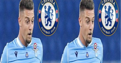 Chelsea to complete the signing of £80million highly rated midfielder from Lazio