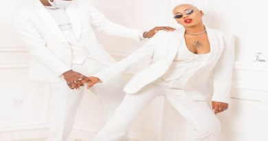 Toyin Lawani announces marriage to her new boyfriend (Photos)