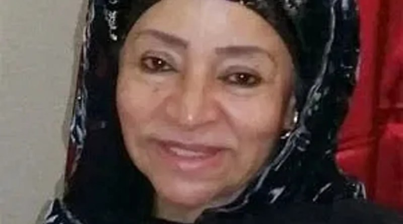 """""""How come Abacha was not a thief until he died?"""" - Maryam Abbacha asks Nigerians"""