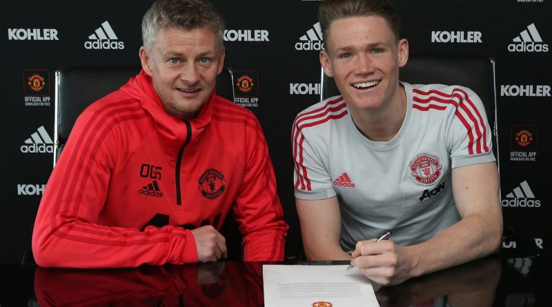 Man United News: Midfielder seals five-year deal that will keep him till 2025 in the club