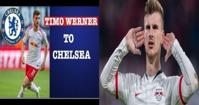 Chelsea agree 5-year, £50m transfer deal for star-player Timo Werner