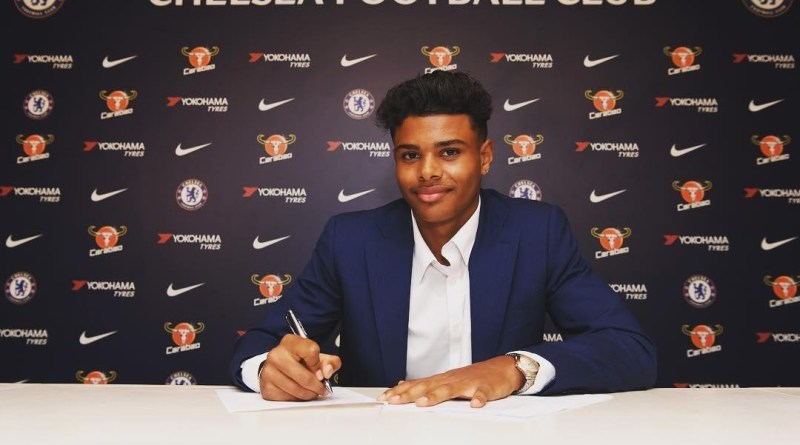 Done Deal: Chelsea officially signs five-year contract with wonder-kid, Tino