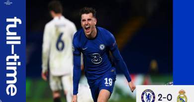 See what Mason Mount said after scoring the second goal against Real Madrid