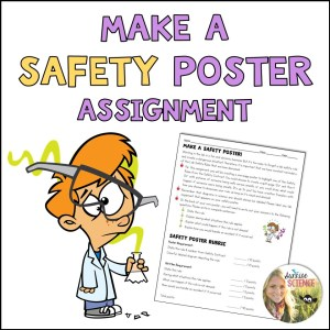 Make a Lab Safety Poster Assignment