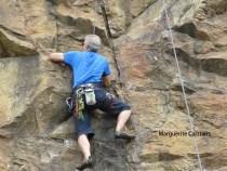 Climbing safely