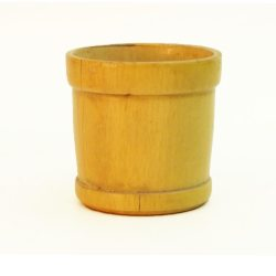 Wooden Shot Glass in Beech Wood
