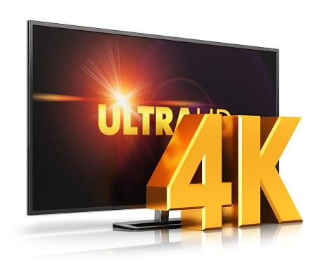 Samsung Q7F 4K TV