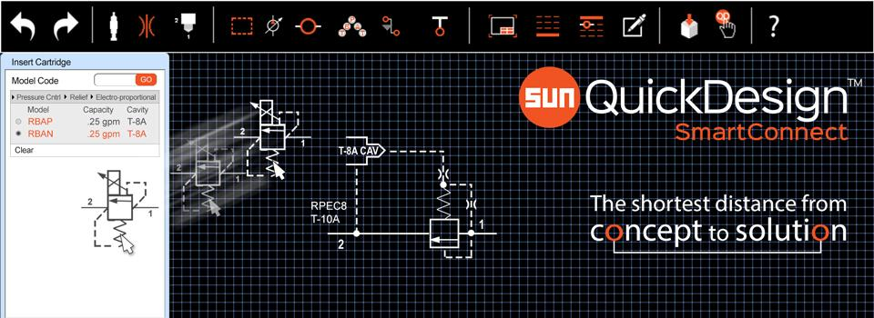Sun QuickDesign smart connect