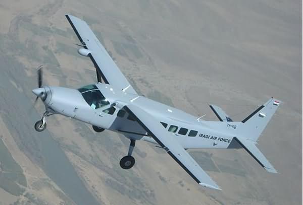 AC-208 Combat Caravan modeli hafif uçak