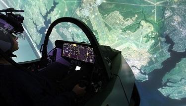 Lockheed Martin Uçuş Simülatörleri