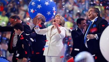 Hillary Clinton Tarih Yazdı