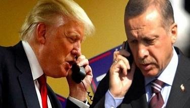 Başkan Donald J. Trump'ın Türkiye Cumhurbaşkanı Recep Tayyip Erdoğan ile Görüşmesi