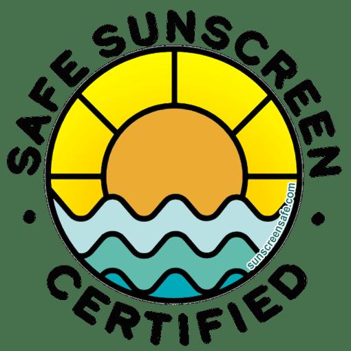Safe Sunscreen Certified