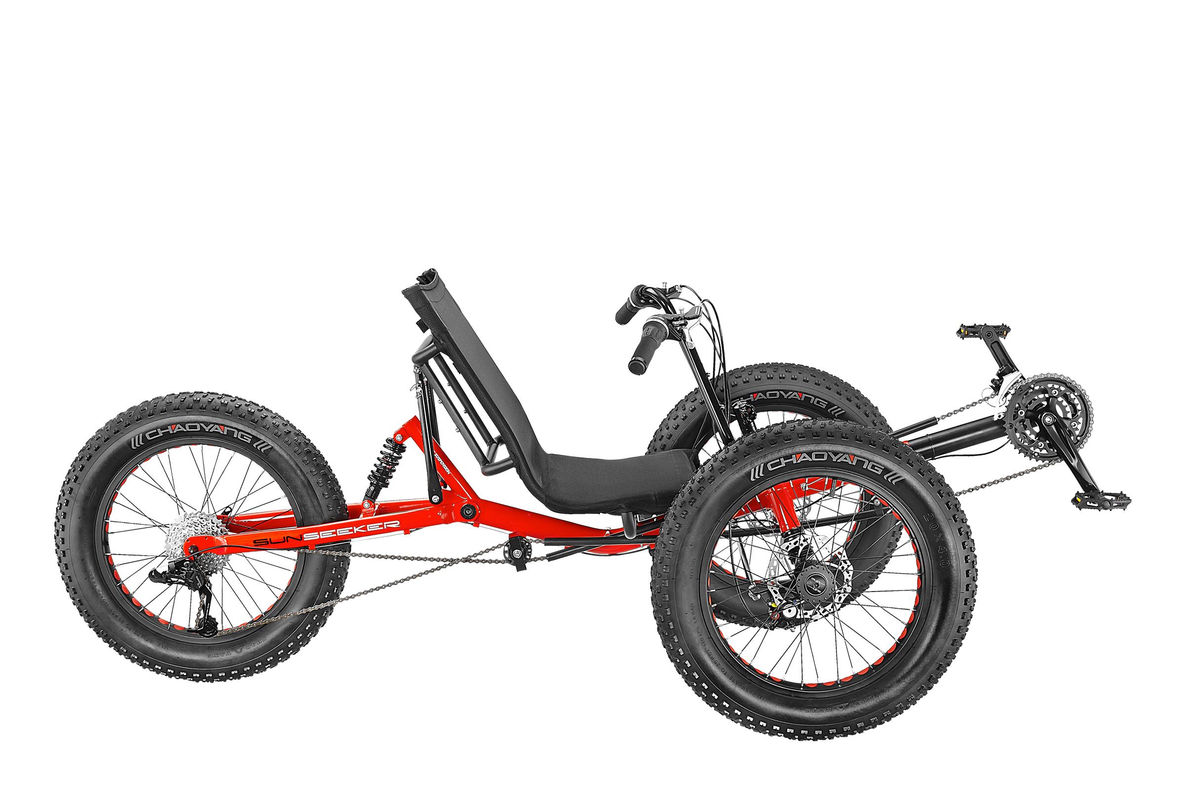 Fat Tad Sun Seeker Bicycles
