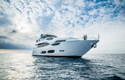 The Sunseeker 95 Yacht will be the biggest Yacht at the show