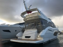 The owner is looking forward to possibly moving their boat to warmer climates