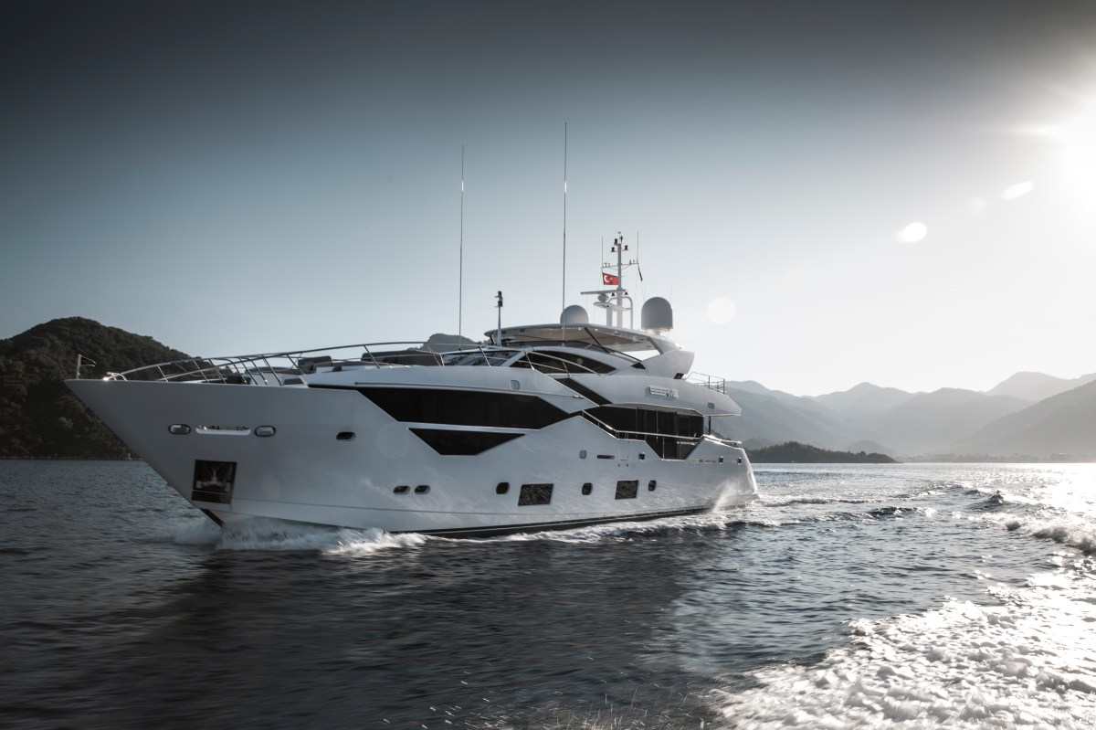 PRICE REDUCTION The Sunseeker 116 Yacht SESAME Announces A 1M Price Drop Sunseeker London