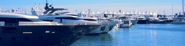 "Sunseeker sees ""best ever display"" at Cannes Boat Show"