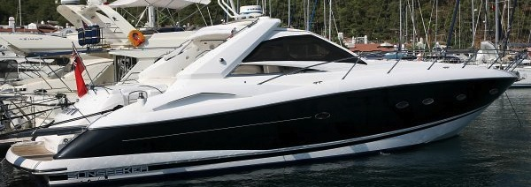 "Sunseeker Portofino 53 ""KUSHTI"" taken in trade with Sunseeker Brokerage"