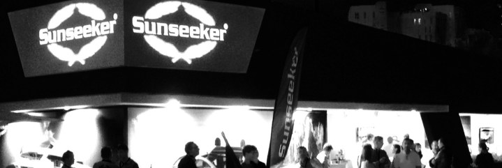 Sunseeker Spain welcomes visitors to the first day of Barcelona Boat Show