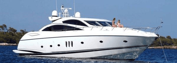 "Good week for Sunseeker Predator 82s with reduction of ""CHAMPNEYS"" and sale of ""SAMANA"" by Sunseeker London"