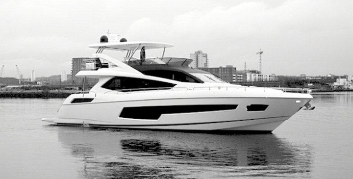 Introducing: The All-New Sunseeker 75 Yacht