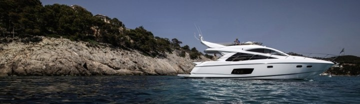 New Sunseeker Manhattan 53 to be delivered to her new home in Mallorca this weekend