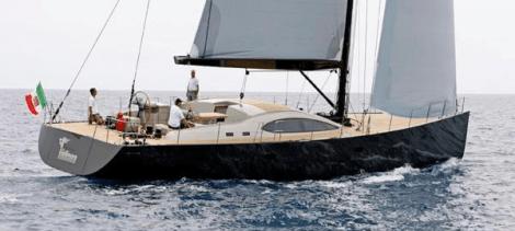 "Sunseeker Torquay reduce CN Yacht 2000 sloop ""LADISEA"""