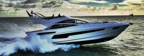 Sunseeker 68 Sport Yacht available for immediate delivery with Sunseeker London Group