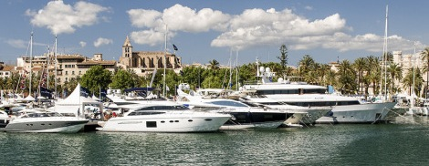 Sunseeker Mallorca preparations well underway for Palma Superyacht Show: 30th April – 4th May