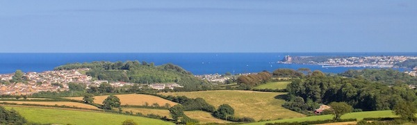 No need to choose either Coast or Country for your escape retreat, enjoy both in Devon!