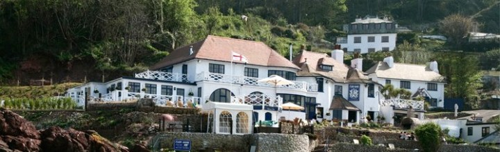 Gastro-inn Cary Arms now welcoming visitors by land and sea!