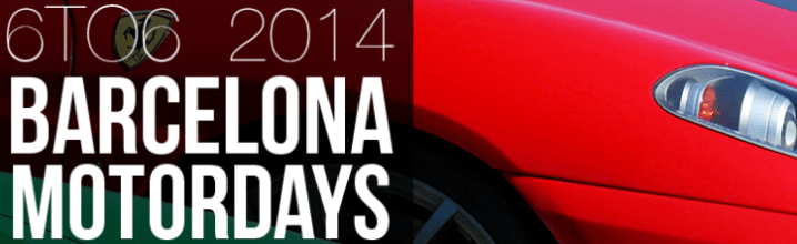 Sunseeker Spain revving up for 6to6 Barcelona Motordays: June 7th-8th