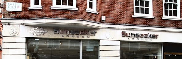 Sunseeker London office refurbishment well underway in heart of Mayfair