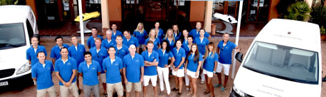 Local Balearic press outline Sunseeker Mallorca's excellent service and sales department