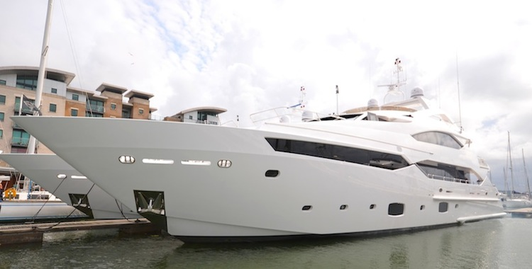 Sold! From 40 feet to 40 metres Sunseeker Poole excels this #SunseekerSeason
